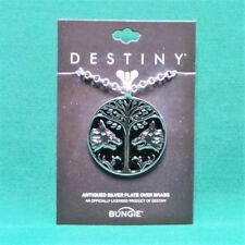 Destiny 2 Iron Banner Pendant Necklace Medallion & Chain Officially Licensed