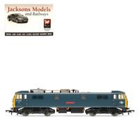 Hornby R3580 Class 87 87035 Robert Burns BR Rail Blue OO Gauge