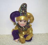 Adorable Porcelain Doll Shelf Sitter