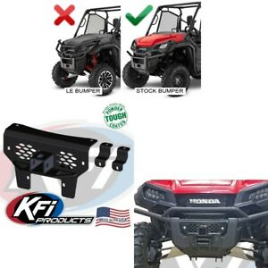 """KFI Front Upper Receiver Tow Hitch 2"""" / Grill For Honda Pioneer 1000 16-18"""