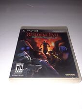 Sony Playstation Resident Evil Operation Raccoon City PS3 Video Games