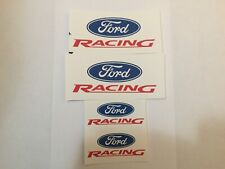 1/18 scale Modified Tuning FORD RACING decal