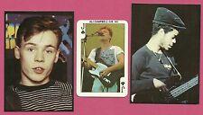 UB40 Ali Campbell Earl Falconer FAB Card Collection British reggae pop band A
