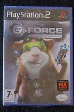 PS2 : G-FORCE : SUPERSPIE IN MISSIONE - Nuovo, sigillato, ITA ! Da Disney