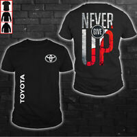Toyot Men's US T-Shirt Top Gift