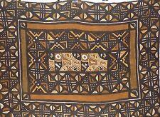 African mud cloth bogolan mudcloth bogolanfini new Extra Large textile x834