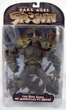 1998 Spawn Dark Age Series 11 Action Figures: Spawn The Black Knight 2nd Ed.