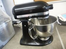robot pâtissier Kitchenaid Artisan 5KSM125EOB ( occasion )