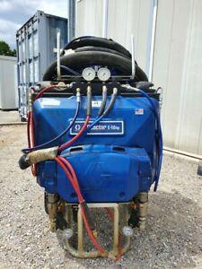 Graco Reactor Sprayer E-10hp (high pressure)