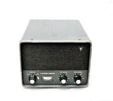 Vintage Yaesu Ham Radio Landliner Speaker Phone Patch