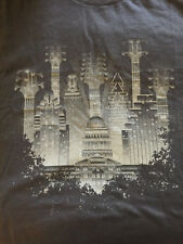 Live Music Capital Medium Men's Threadless New T-Shirt