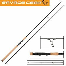 Savage Gear Spinnrute Browser CCS 279cm 7-23g, Barschrute, Spinnangel