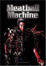 Meatball Machine ( Horrorfilm UNCUT ) mit Issey Takahashi, Aoba Kawai NEU OVP