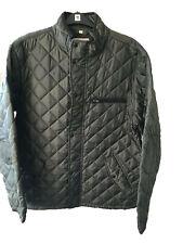 Bnwt Williams & Brown Mens Khaki Quilt Jacket Size XL