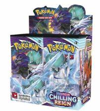 Pokémon display    Chilling Reign / Règne de Glace  36 x Booster