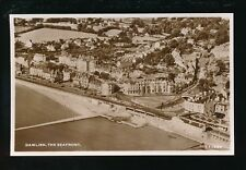 Devon DAWLISH The Seafront c1940/50s? aerial RP PPC by Aero Pictorial Ltd