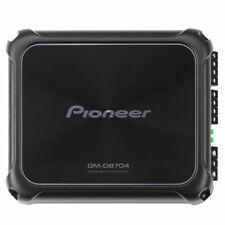 Pioneer GM-D8704 1,200W Class FD 4-Channel Bridgeable Amplifier