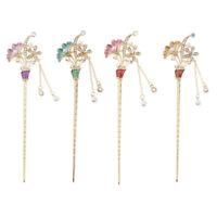 Haarnadel Blume Ginkgo, Haargabel, Haarstab, Haarnadeln, Hairpin, Hair Stick