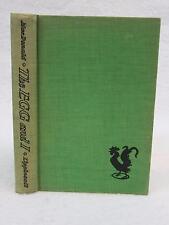 Betty MacDonald THE EGG AND I 1945 J. B. Lippincott, PA Eighth Printing