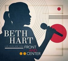 BETH HART - FRONT AND CENTER-LIVE FROM NEW YORK (CD+DVD)   CD+DVD NEW!