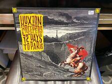 Huxton Creepers 12 Days To Paris LP Big Time / RCA 1986 EX
