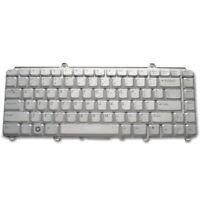 Silver Keyboard for Dell Inspiron PP22L PP25L PP26L PP28L PP29L Laptops