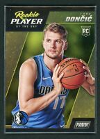 2018-19 LUKA DONCIC PANINI PLAYER OF THE DAY ROOKIE RC