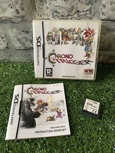 Chrono Trigger (Nintendo DS, 2008) PAL