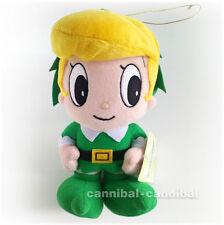 ~ 2004 Sega Japan - Tezuka Osamu - PRINCESS KNIGHT - UFO soft plush doll - TINK