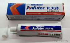 Kafuter K-200R Red Threadlocking Adhesive. UK Seller. Fast Dispatch.