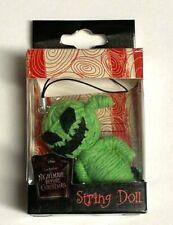 Disney Nightmare Before Christmas Loungefly Yarn String Doll Oogie Boogie Rare
