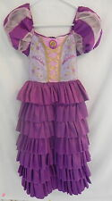 Boutique Disney Rapunzel Purple Dress Costume Sz 6-7  * great for Halloween