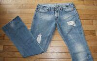 LE TEMPS DES CERISES Jeans pour Femme W 31 - L 34 Taille Fr 40 (Réf #L008)