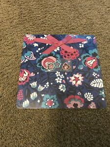 Vera Bradley Bloom Berry Magnet Memo Board with Magnets. Lot Of 2
