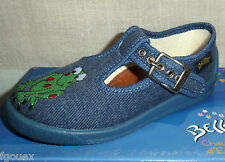 Chaussures fille en toile jean's  BELLAMY taille 24