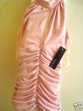"""NEW Top by """" VEGAS """" BACKLESS Fully Lined   $69.95 on Tag  Still Attached sz 8"""
