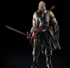 Assassin's Creed CONNOR KENWAY Play Arts Kai Action Figure Toy Model Collectible