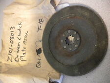NOS URAL OEM Driven Clutch Plate Assembly T-18 750/650cc IMZ-8.101-03013