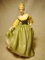 Royal Doulton Porcelain China Figurine Fair Lady HN2193 1963 Retired Figure 1996