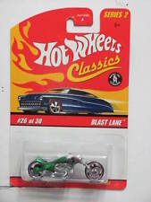 Hot Wheels 2004 Autonomicals Zotic #159 emballage D'origine