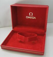 Genuine Vintage Omega presentation watch box, Very Good condition throughout!