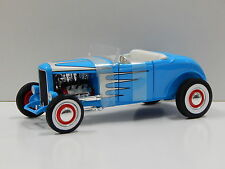 1:18 1932 Ford Street Rod (Blue) Ertl Collectibles 7851