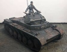 Built 1/35 Scale Model German Panzer 2 Ausf A