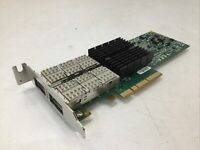 Mellanox ConnectX-2 DDR Dual Port Networking Adapter MHRH2A-XSR Low Profile