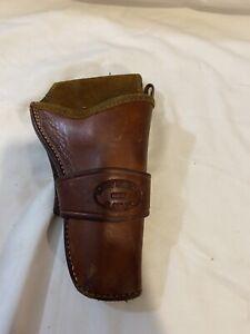 El Paso Saddlery Holster Brown Leather