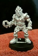 Warhammer40k Adeptus Mechanicus servitor rare long oop metal unpainted 1988