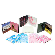 BEACH HOUSE - TEEN DREAM, CD ALBUM + DVD EXCLUSIVE EDITION (NEW)