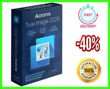 Acronis True Image 2020 🔥Unlimited Devices ✅ PRE-ACTIVATED🔥 Lifetime License ✅