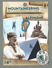 CANADA 2006 - Booklet - Alpine Club MOUNTAINEERING  - 8 @ 51c - Complete MNH