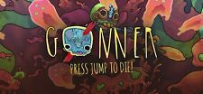 GoNNER - Press Jump To Die Edition PC Steam Digital (SAME DAY DELIVERY)